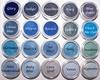 天然矿物质眼影粉(蓝色系色板)