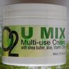 UMIX多用途无香保湿霜