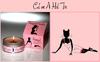 Kitty Treats Cat On A Hot Tin