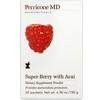 超级浆果与巴西莓粉
