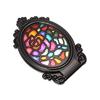 安娜苏2011圣诞限量缤纷炫色蔷薇折叠镜
