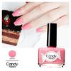 糖果小姐草莓布丁粉嫩色指甲油