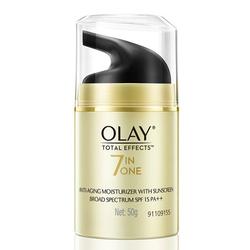 玉兰油多效修护防晒霜