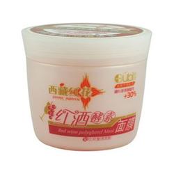 西藏红花红酒酵素面膜