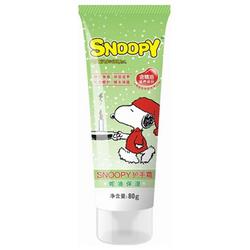 史努比蛇油保湿护手霜