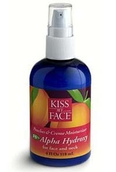 KISS MY FACE水蜜桃奶油脸部颈部滋润乳
