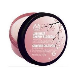 美体小铺日本樱花身体润肤霜
