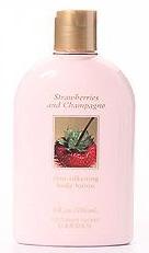 Victoria's Secret草莓香槟身体乳液