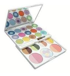 雅丽莎双层彩妆盒