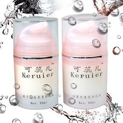 可蕊儿海藻丝透+栀子花盈柔-超亮白乳液组合