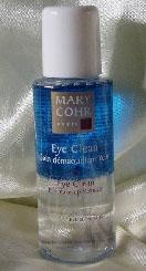 MARY COHR缓修护眼部卸妆乳水