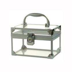 丝芙兰透明化妆箱