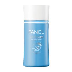 FANCL防晒隔离露30号SPF30 PA+++