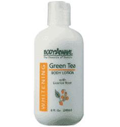 美体考究绿茶护体滋养乳