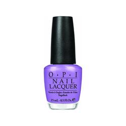 O.P.I指甲油浆紫色