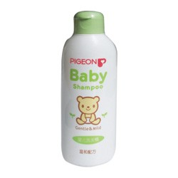 贝亲婴儿洗发精