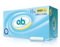 o.b.卫生棉条