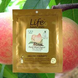 生活涵美水蜜桃面膜