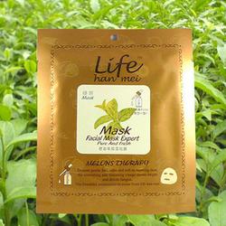 生活涵美绿茶面膜