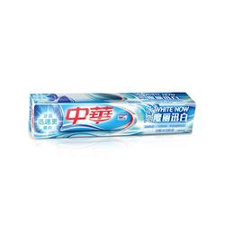 中华魔丽迅白冰极薄荷味牙膏