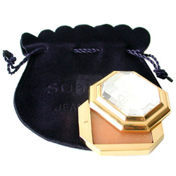 让巴度Sublime Parfum Solide烈火情人香水饼