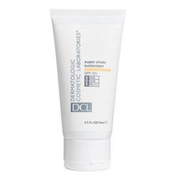 DCLNew Super Sheer Sunscreen SPF 50+ PA+++