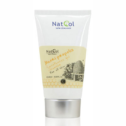Natcol蜂胶柔滑洁面凝胶
