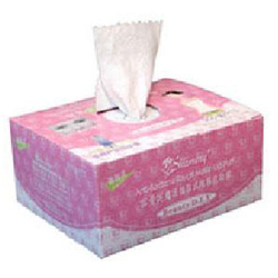 【其他】雪曼妮魔法抽取式纯棉化妆棉