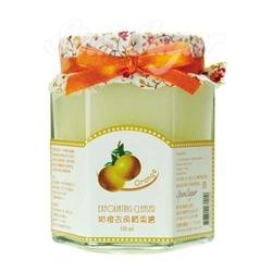 棉花糖甜橙去角质果酱