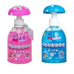 孩儿面儿童抑菌洗手液