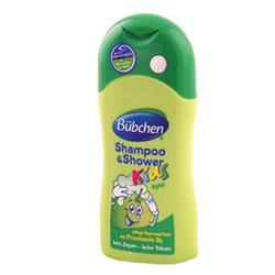 宝比珊洗发沐浴洁净露
