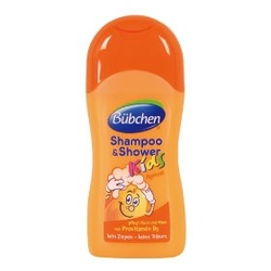 宝比珊婴儿香杏洗发沐浴双效洁净露