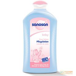 sanosan婴儿柔润护肤乳