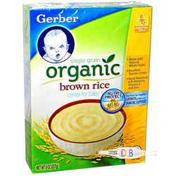 嘉宝有机糙米米粉