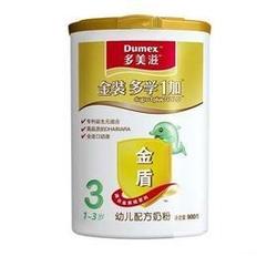 多美滋多学1加幼儿配方奶粉3段