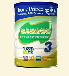 太子乐幼儿配方奶粉3段