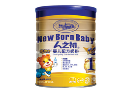 人之初优加力婴幼儿奶粉