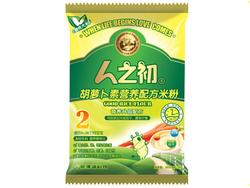 人之初胡萝卜素营养配方米粉