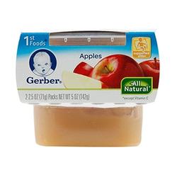 嘉宝1阶段苹果泥