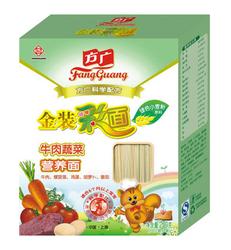 方广牛肉蔬菜营养面