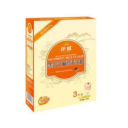 伊威黑米芝麻营养米粉