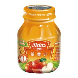 亨氏苹果汁