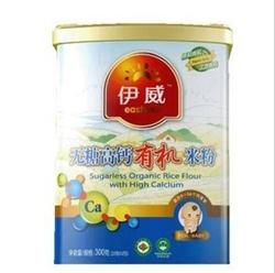 伊威无糖高钙有机米粉