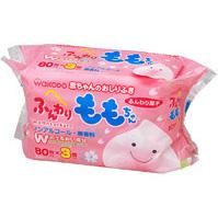 WAKODO桃桃婴儿湿巾