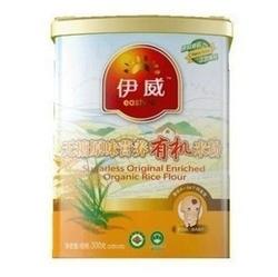 伊威无糖原味有机米粉