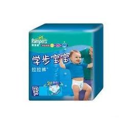 帮宝适特级棉柔拉拉裤男用M24片