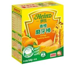 亨氏香橙磨牙棒