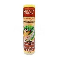 贝吉獾奶油可可持久保湿润唇膏