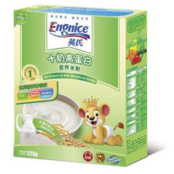 英氏奶高蛋白营养米粉1段