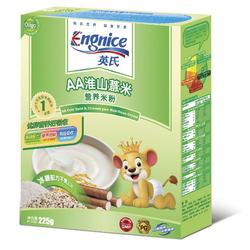 英氏AA淮山薏米营养米粉